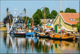 Maritime Reflections by corngrowth, photography->boats gallery