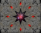 woot star by cro5point, abstract gallery