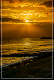 Seaside Sunset by corngrowth, photography->sunset/rise gallery