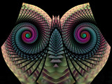 Hoot Hoot by Joanie, Abstract->Fractal gallery