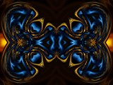 Midnight Masquerade by LynEve, abstract gallery