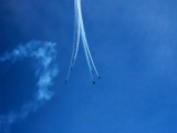 Blue Out of the Blue! by kidder, Photography->Aircraft gallery