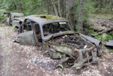 ..where old cars go to sleep by Zeniac, photography->cars gallery
