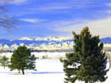 Rocky Mountains Front Range - 2 by ChuPat, Photography->Landscape gallery