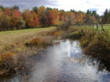 Farm Brook in the Fall by Pistos, Photography->Landscape gallery