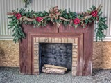 Christmas Fireplace by Jimbobedsel, holidays->christmas gallery