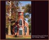 Emmanuel Episcopal Church by sharonva, photography->places of worship gallery