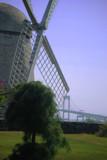 Jamestown Windmill in Profile by kramden11, photography->mills gallery