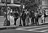 Bus Stop by cynlee, photography->people gallery