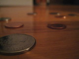 Quarter of a Penny by resen, Photography->Macro gallery