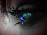 The mirror of the Soul (Soul Tear) by Foxfire66, Photography->Manipulation gallery