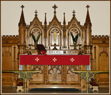 High Altar built in 1873 by icedancer, photography->places of worship gallery