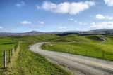 A Drive In The Country - Heading For The Hills by LynEve, photography->landscape gallery