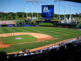 Kansas City Royals - Kauffman Stadium by Hottrockin, Photography->City gallery