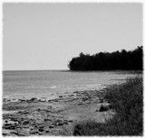Rocky Shores by trixxie17, contests->b/w challenge gallery