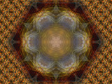 Impressionistic Kaleidoscope  by Joanie, abstract->fractal gallery