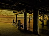 Under a Pier by JaiJoli, photography->shorelines gallery
