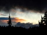 Winter Skies #4 by LynEve, Photography->Skies gallery
