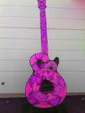 Pink And Purple Guitar by galaxygirl1, photography->manipulation gallery