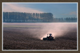 Zeeland Farming 03, Harvest Dust by corngrowth, Photography->Landscape gallery