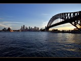 Sydney Harbour. by trisbert, Photography->Bridges gallery