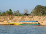 Thai Taxi Boat by jeremy_depew, Photography->Boats gallery