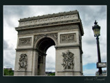 The Arc de Triomphe by LynEve, Photography->Architecture gallery