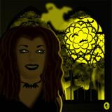 Vampiress Georganne by Jhihmoac, illustrations->digital gallery
