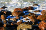 Coast #5 - Washed Rocks by LynEve, photography->shorelines gallery