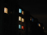 Building Lights by KingIan, Photography->Architecture gallery