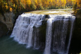 Upper Falls-Letchworth State Park by woodsy, Photography->Waterfalls gallery