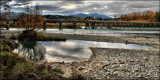Bridge Over The Waitaki by LynEve, photography->landscape gallery