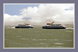 Zeeland Maritime (55), Approaching Sisters by corngrowth, Photography->Boats gallery