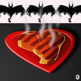 A Steak Through the Heart by Jhihmoac, illustrations->digital gallery