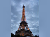 Eiffel Tower by LynEve, Photography->Architecture gallery