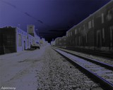 Wrong Side of the Tracks by jojomercury, photography->manipulation gallery