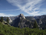 Half Dome Peak. by wolf9, photography->landscape gallery