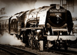 The Duchess of Sutherland by toxiccosmic, Photography->Trains/Trams gallery