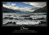 Ohau Poster by LynEve, photography->water gallery