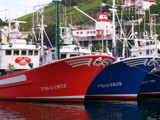 Basque Fishing Boats by ederyunai, Photography->Boats gallery