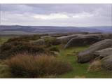 rocky landscape of Curbar Edge........... by fogz, Photography->Landscape gallery