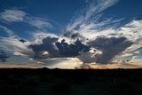 Clouds above the Snake Hills by DesertDenizen, photography->skies gallery