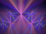 Disco-Laser N Light Show by AmNeSiA, Abstract->Fractal gallery