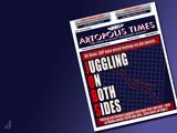 Artopolis Times - JOBS by Jhihmoac, illustrations->digital gallery