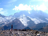 Me on Rainier by chukar22, photography->people gallery