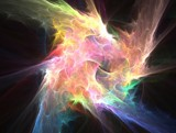 Knotted Flame by MythD, Abstract->Fractal gallery