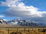Snow on Dragon Ridge by DesertDenizen, Photography->Mountains gallery