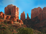 Cathedral Rock - Sedona by charlescurtis, Photography->Landscape gallery