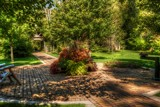 Garden Shadows by tigger3, photography->gardens gallery
