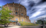 Gasometer 4 by boremachine, Photography->Architecture gallery